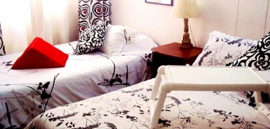 Habitación. Fuente: www.chapinortehostelbogota.com
